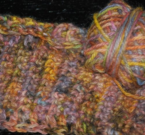 Single Crochet Alpaca